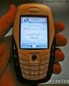 """pokia 6600 handset 400 thumb Heavy duty payphone style """"Pokia"""" handset"""