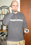 "pokia 6600 in use thumb Heavy duty payphone style ""Pokia"" handset"
